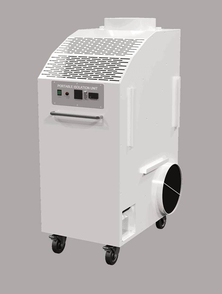 IsolationAir® Portable Contamination Control System
